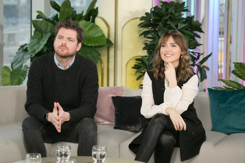 Marta Żmuda Trzebiatowska jest w szczęśliwym małżeństwie z Kamilem Kulą /Piotr Molecki /East News