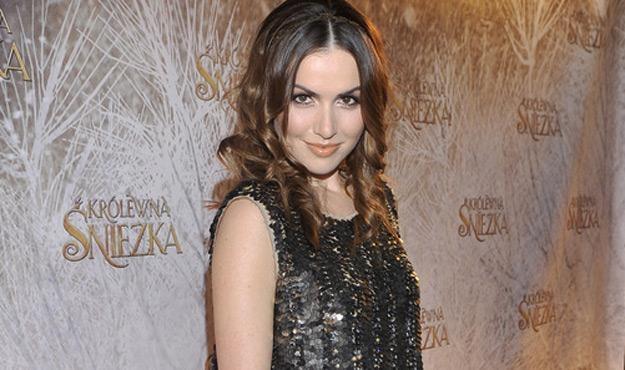 Marta Żmuda Trzebiatowska to aktorka, która wie czego chce /AKPA