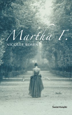 """""""Martha F."""" /Świat Książki"""