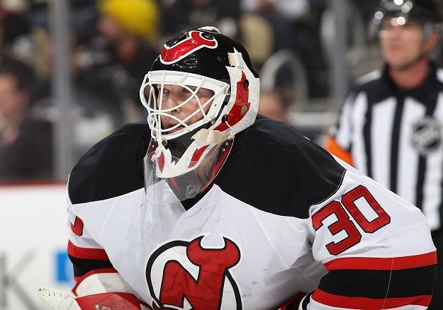 Martin Brodeur, bramkarz New Jersey Devils/fot. Christian Petersen /Getty Images