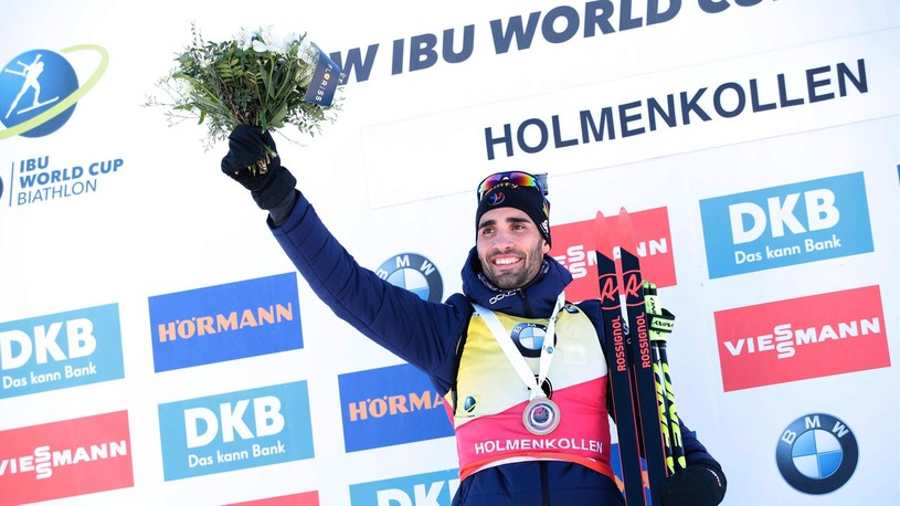 Martin Fourcade /Getty Images