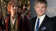 Martin Freeman: Bilbo Baggins to ja!