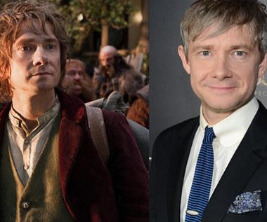 Martin Freeman: Bilbo Baggins to ja!