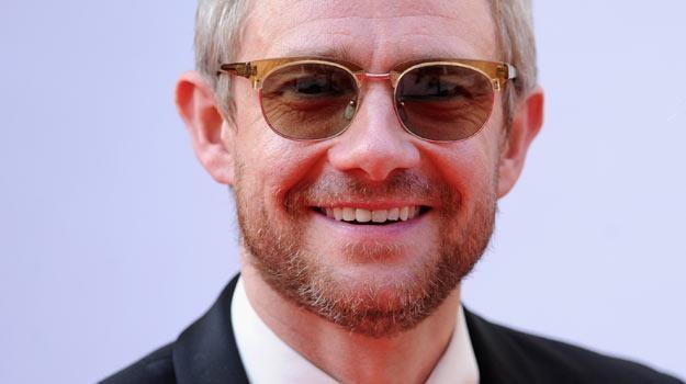 """Martin Freeman zakończył już przygodę z """"Hobbitem"""" - fot. Stuart C. Wilson /Getty Images"""