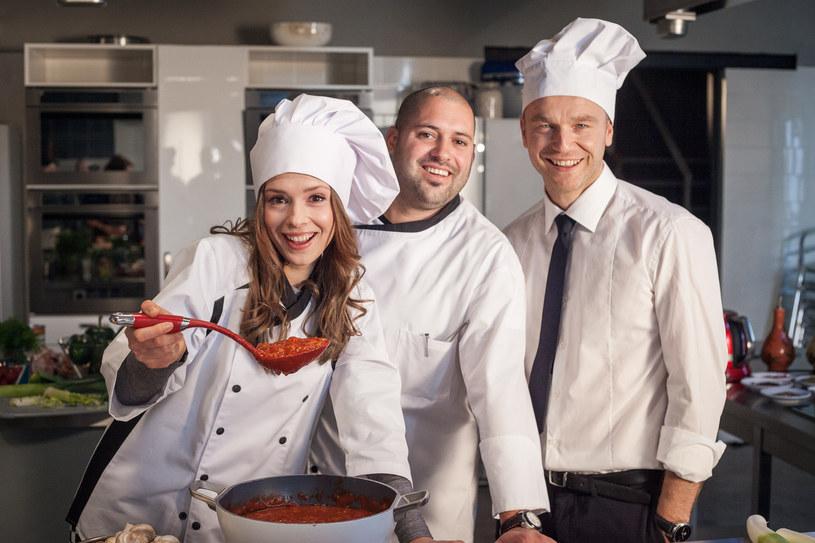 """Martin Gimenez Castro, zwycięzca telewizyjnego show """"Top chef"""", zaczyna nową karierę i... zamienia się w aktora /Mikołaj Tym / Activ Media /materiały prasowe"""