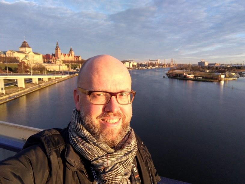 Martin Hanf mieszka w Polsce od 20 lat /Archiwum prywatne /