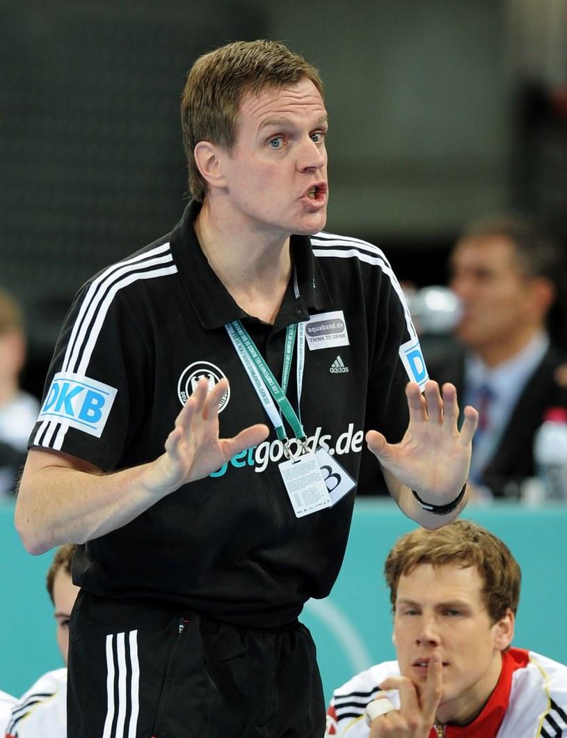 Martin Heuberger stracił posadę po porażkach z Polską /AFP