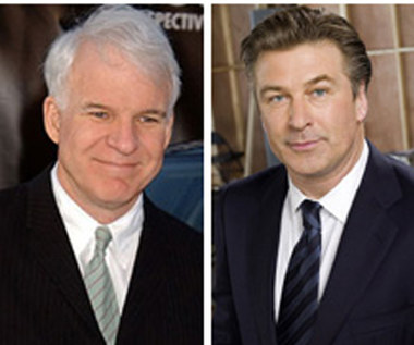 Martin i Baldwin poprowadzą Oscary