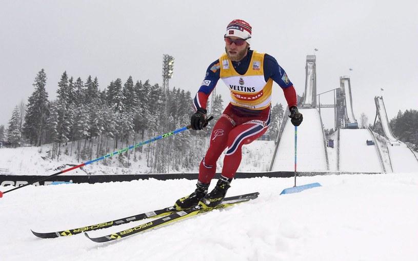 Martin Johnsrud Sundby /AFP