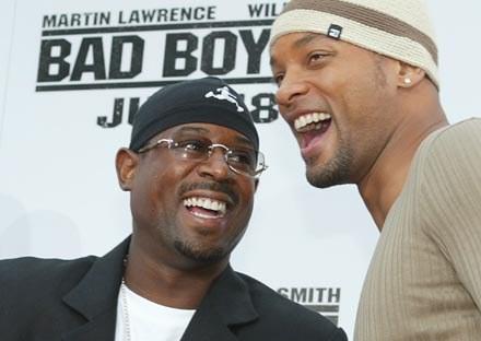 "Martin Lawrence i Will Smith znów będą ""bad boys""? - fot. Kevin Winter /Getty Images/Flash Press Media"
