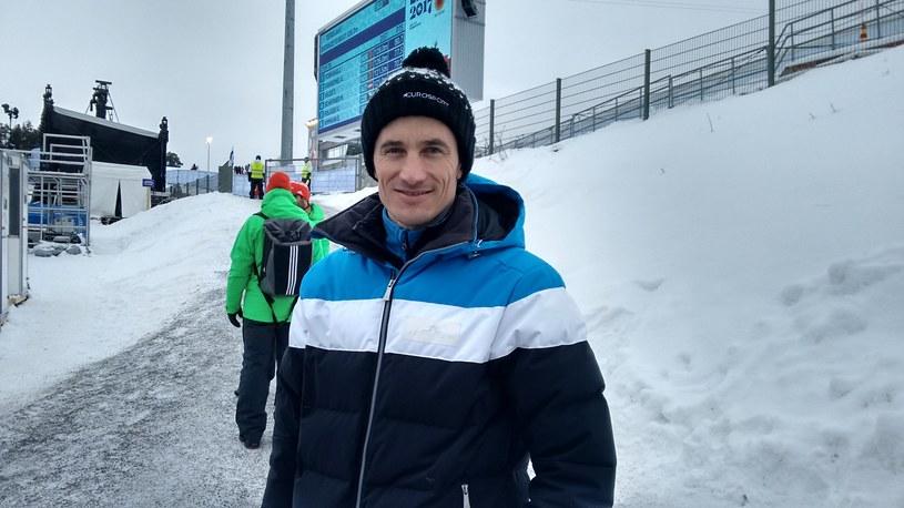 Martin Schmitt w Lahti /Waldemar Stelmach /INTERIA.PL