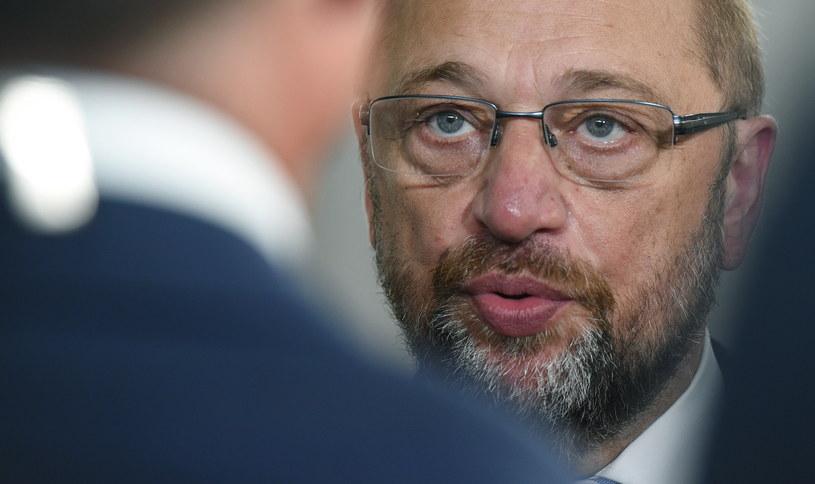 Martin Schulz /Radek Pietruszka /PAP