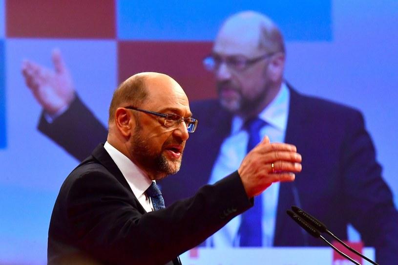 Martin Schulz /TOBIAS SCHWARZ /AFP