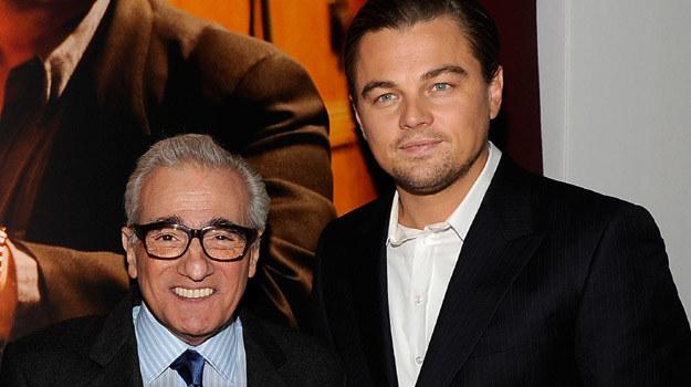 Martin Scorsese i Leonardo DiCaprio: Wspólnie stworzą kolejne arcydzieło? / fot. Larry Busacca /Getty Images/Flash Press Media
