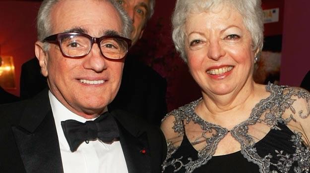 Martin Scorsese ze swą montażystką Thelmą Schoonmaker - fot. Michael Buckner /Getty Images/Flash Press Media