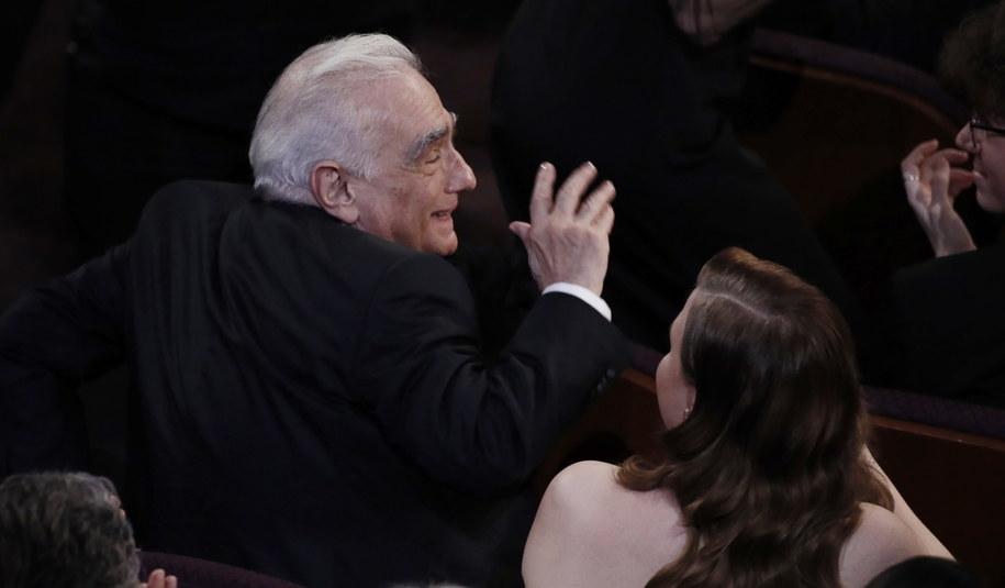 Martin Scorsese /ETIENNE LAURENT /PAP/EPA