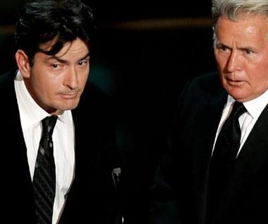 Martin Sheen ojcem... Charliego Sheena!