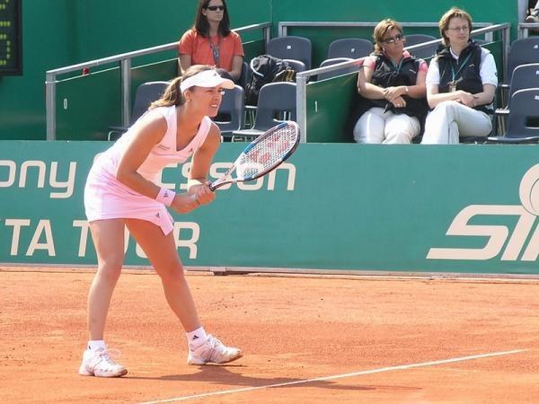 Martina Hingis /INTERIA.PL