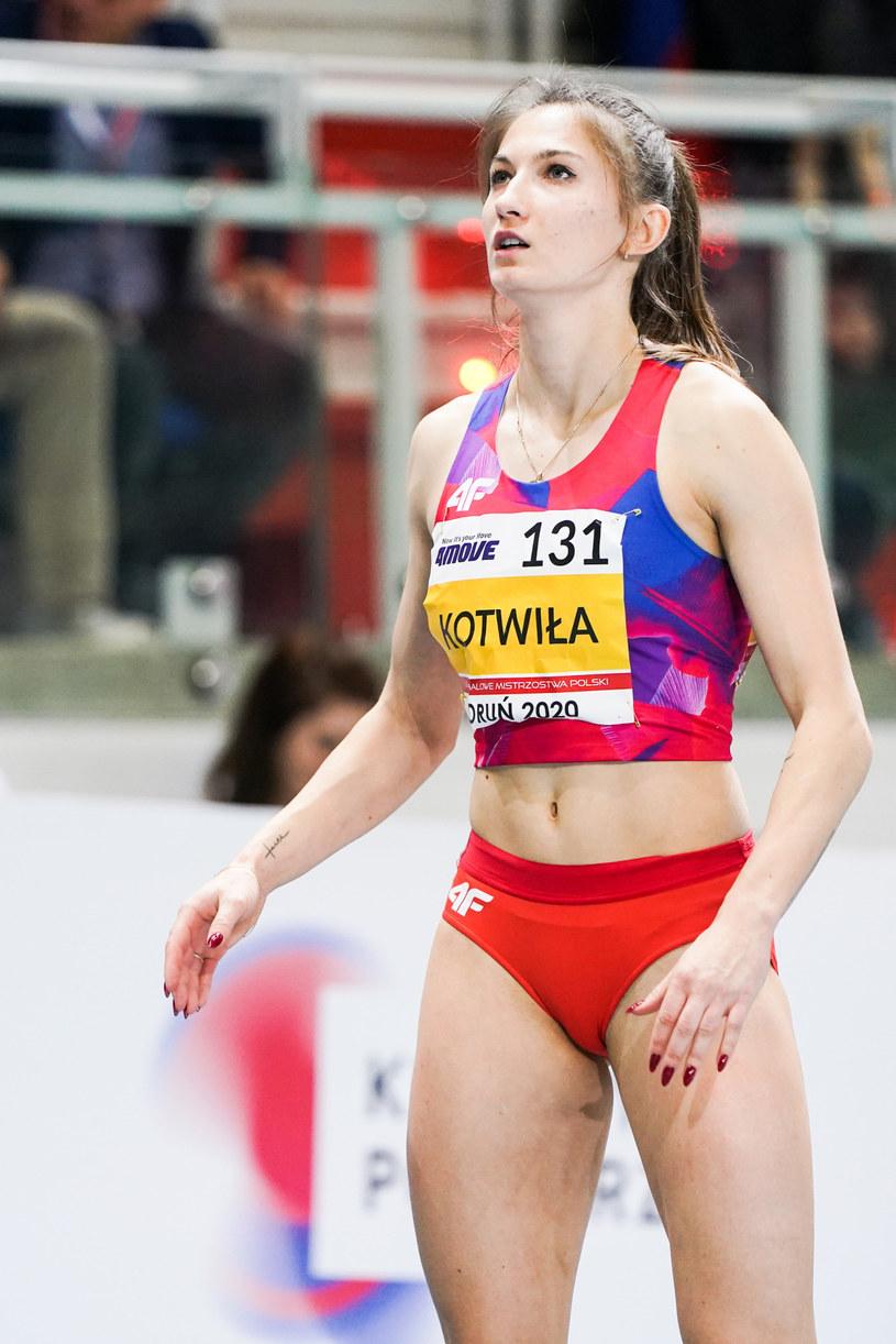 Martyna Kotwiła /Aleksandra Szmigiel/REPORTER /East News