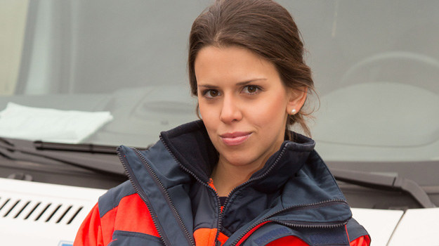 Martyna (Monika Mazur) /Agencja W. Impact
