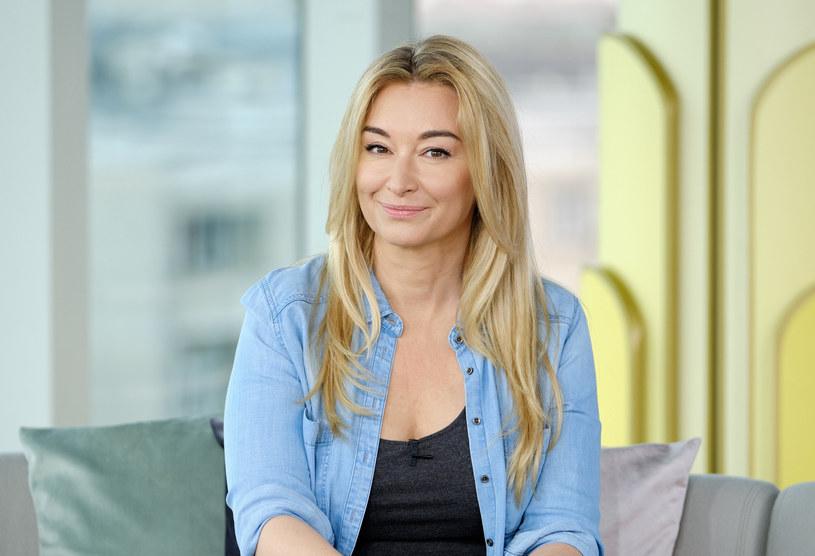 Martyna Wojciechowska ceniona jest za chęć niesienia pomocy innym /Bartosz Krupa /East News