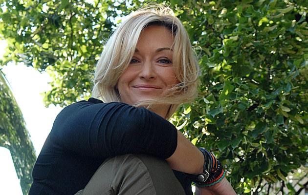 Martyna Wojciechowska, fot.Andras Szilagyi  /MWMedia