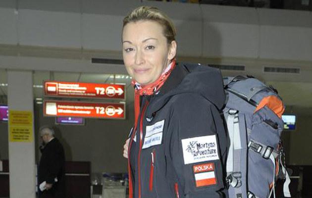 Martyna Wojciechowska /fot.Euzebiusz Niemiec  /AKPA