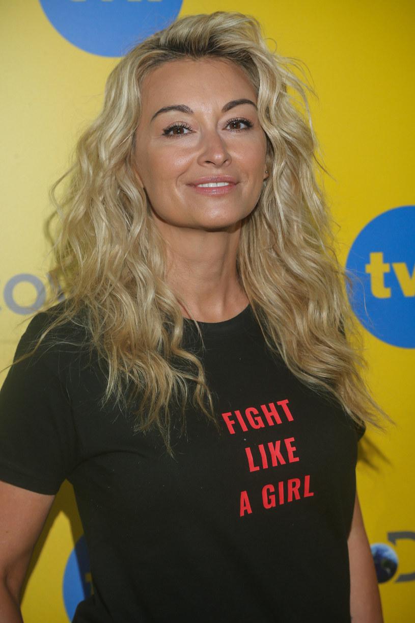 Martyna Wojciechowska, fot. Kamil Piklikiewicz /East News