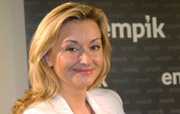 Martyna Wojciechowska, fot. Marek Ulatowski  /MWMedia
