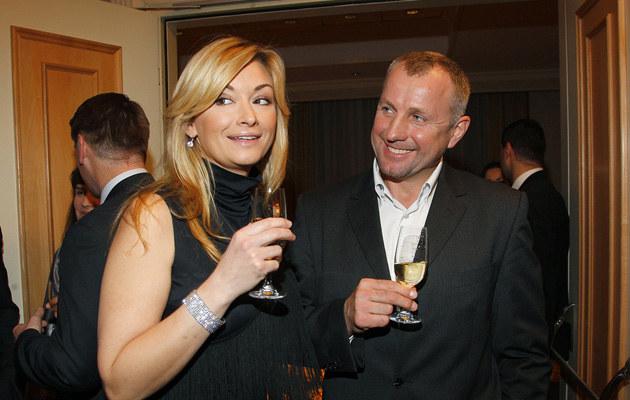 Martyna Wojciechowska i Jarosław Kazberuk, fot.Jarosław Wojtalewicz  /AKPA