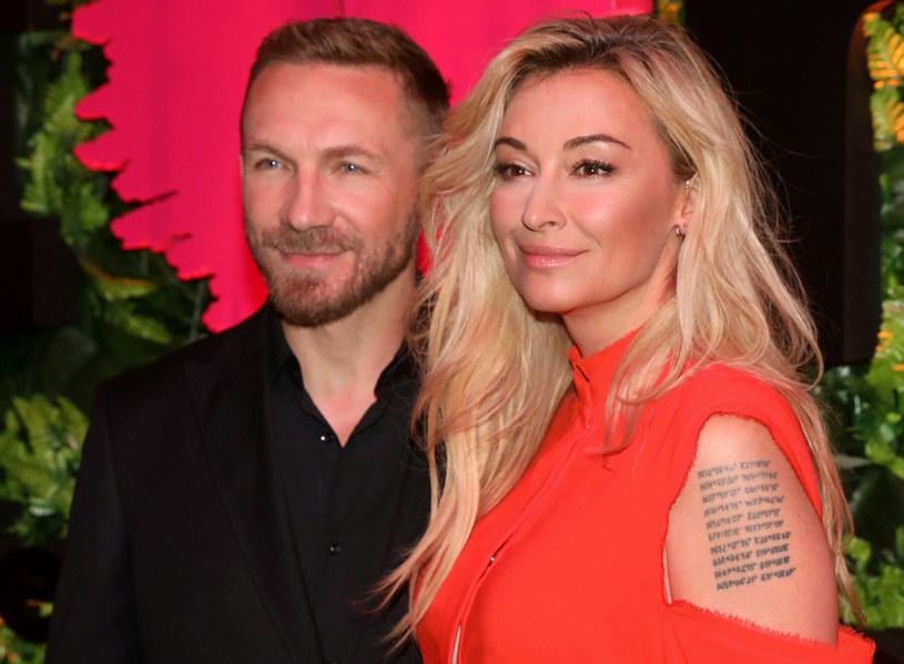 Martyna Wojciechowska i Przemysław Kossakowski rozstali się po kilku miesiącach od zawarcia małżeństwa /Piotr Molecki /East News