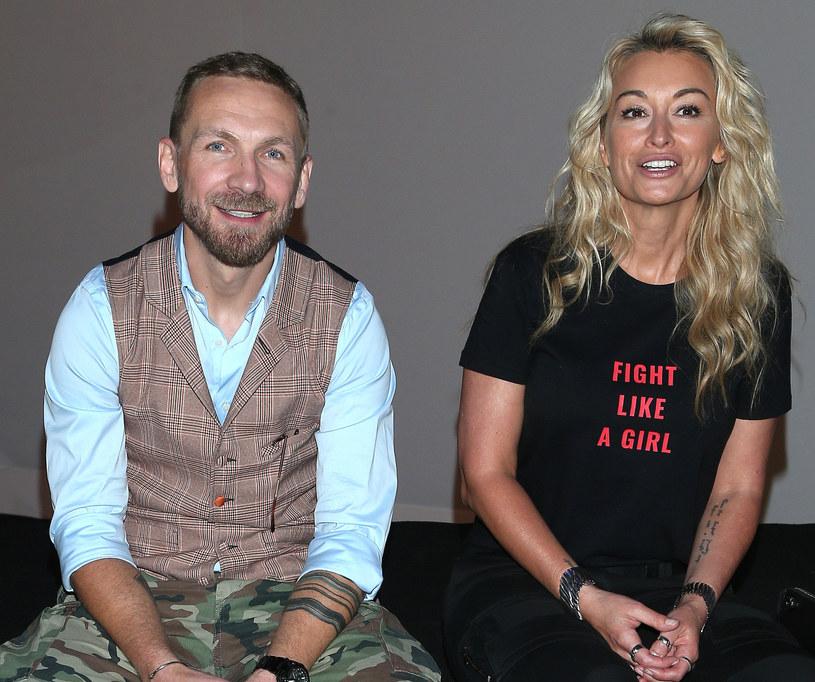 Martyna Wojciechowska i Przemysław Kossakowski /Pawel Wrzecion /MWMedia