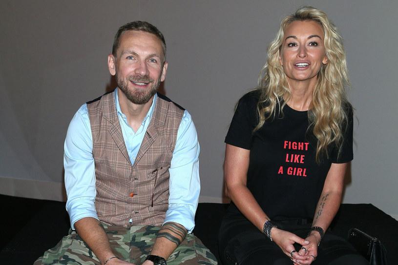 Martyna Wojciechowska i Przemysław Kossakowski /VIPHOTO /East News
