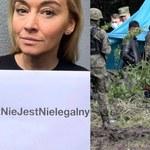 """Martyna Wojciechowska martwi się losem emigrantów: """"Przy granicy trwa kryzys humanitarny"""""""