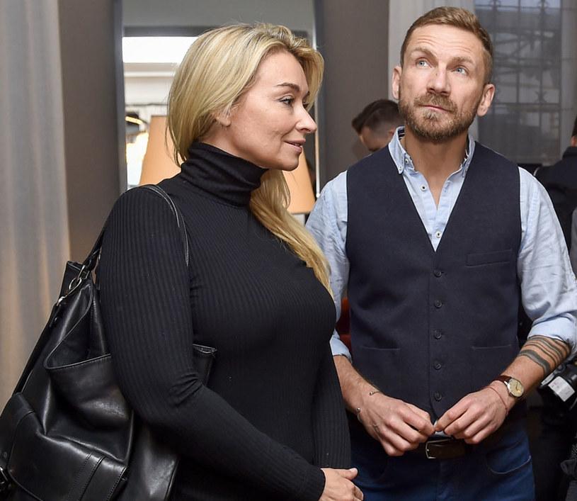 Martyna Wojciechowska oficjalnie potwierdziła rozstanie z Przemysławem Kossakowskim /Kurnikowski /AKPA
