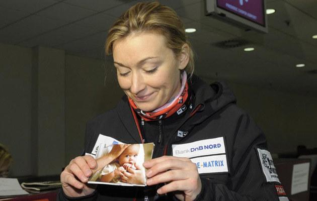 Martyna Wojciechowska w dniu wyprawy na Antarktydę /fot.Euzebiusz Niemiec  /AKPA