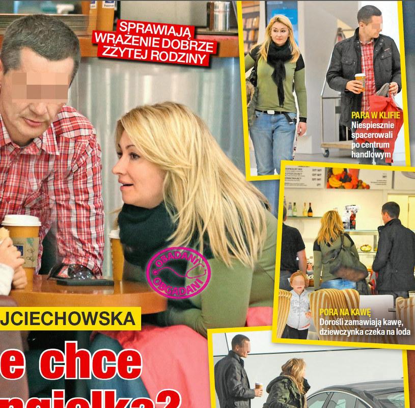 Martyna Wojciechowska z nowym partnerem (?) /Na żywo