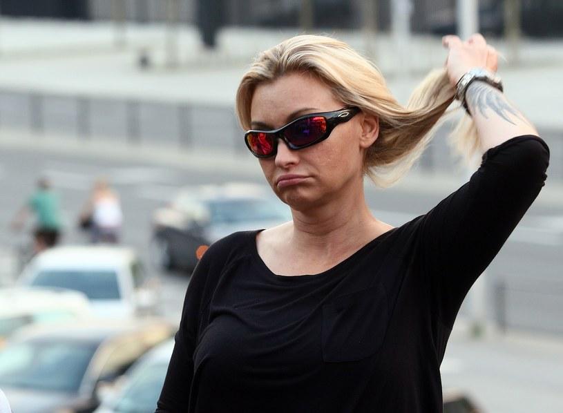 Martyna Wojciechowska /Mariusz Grzelak/REPORTER /East News