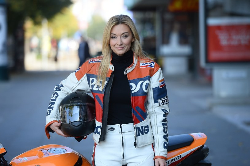 Martyna Wojciechowska /VIPHOTO /East News