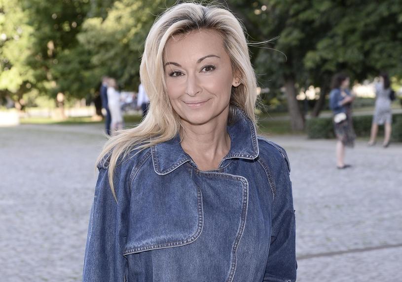 Martyna Wojciechowska /Tricolors /East News