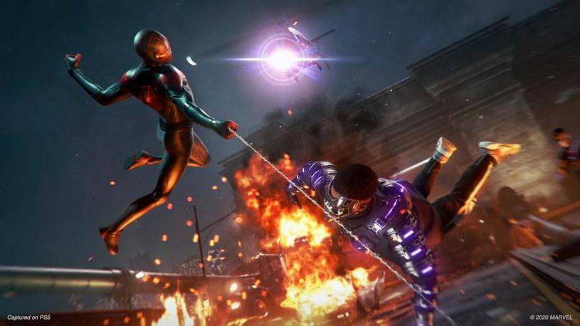 Marvel's Spider-Man Miles Morales /materiały prasowe