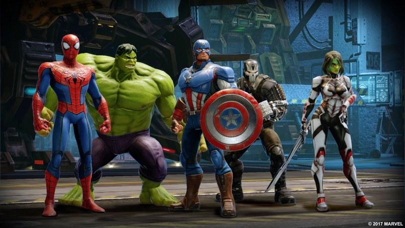 Marvel Strike Force /materiały prasowe