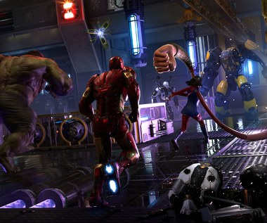 Marvel's Avengers wkrótce z wersją na next-geny