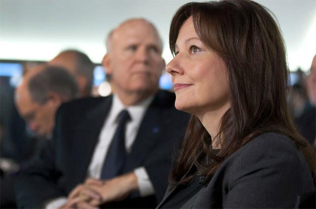 Mary Barra związana jest z General Motors od 33 lat /