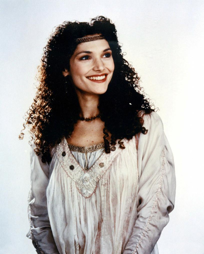 Mary Elizabeth Mastrantonio rolę lady Marian otrzymała w ostatniej chwili /WARNER BROTHERS / Album /East News