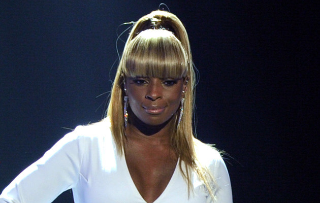 Mary J.Blige, fot.Kevin Winter   /Getty Images/Flash Press Media