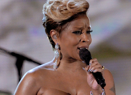 Mary J. Blige - fot. Kevin Winter /Getty Images/Flash Press Media