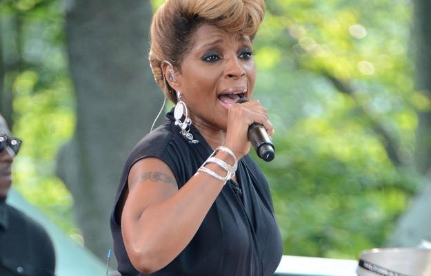 Mary J. Blige połasiła się na pieniądze, a teraz żałuje - fot. Jason Kempin /Getty Images/Flash Press Media