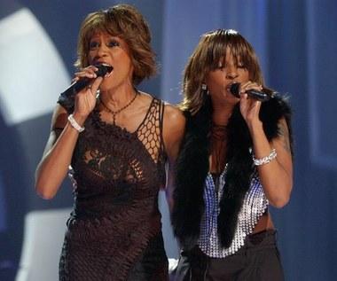 Mary J. Blige została abstynentką z powodu Whitney Houston
