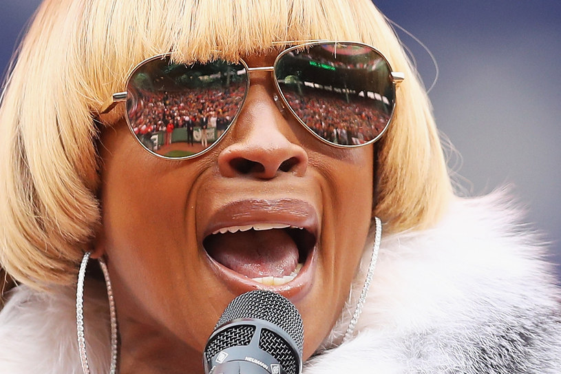 Mary J. Blige /Getty Images